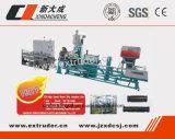 China-PET inline zylinderförmiges rundes Berieselung-Rohr, das Maschine herstellt