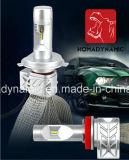 Nuovo faro superiore LED H4, faro LED H4 di 5s 4000lm di Hi/Low 48W