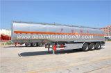 3 Semi Aanhangwagen van de Tank van de Brandstof van de Tanker van het Koolstofstaal van de as De Vloeibare