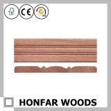 まわりを回るか、または窓枠のために形成する建築材料木