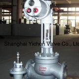 Tipo válvula do globo do atuador de Rotork de controle elétrica da luva