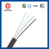 Núcleo ao ar livre G657A G J do cabo pendente 2 da fibra óptica de FTTH Y X C H para uma comunicação