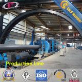ASTM A53 GR. Pipa soldada con autógena acero/tubo de B China
