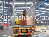 Grua de pórtico de cantilever com uma única viga de 10 toneladas