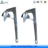 鉱山機械の部品のための高精度のステンレス鋼の鋳造