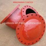 Tubulação e encaixe Ductile do ferro