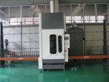 Máquina de vidro vertical nova do Sandblasting com PLC