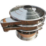 De Grootte die van de Boon van de koffie de TrillingsMachine van het Scherm om Buitenlandse Bonen sorteren Te verwijderen