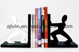 Serre-livres en bois en bois de stand de livre de décor à la maison avec plus de modèle