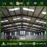 Almacén prefabricado de la estructura de acero del nuevo diseño 2017