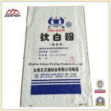 Sac d'emballage chimique pour poudre de graphite à cire PE