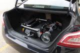 アルミニウム軽量の折る力のリチウム電池の車椅子