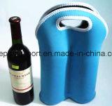 2016new de stijl Aangepaste Houder van de Fles van het Neopreen voor Dubbele Fles, de Koeler van de Fles van de Wijn van het Neopreen