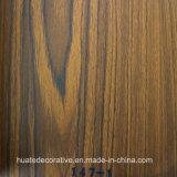 Papel de madera del diseño del grano para el MDF, la madera contrachapada y los muebles