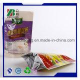Sacchetto a forma di della plastica laminata per il pacchetto della gelatina con il becco