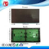 Visualizzazione di LED esterna diretta di colore rosso del modulo P10 dello schermo LED di vendita SMD LED della fabbrica