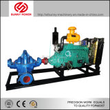 14inch de diesel Pomp van het Water voor de Faciliteit van de Drainage van de Vloed met Aanhangwagen