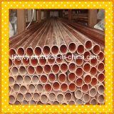 Tubo de cobre de diámetro bajo, tubo de cobre de 6m m