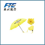 Parapluie en plastique de gosse de dessin animé avec coloré fait sur commande