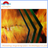 Vidro da prova de incêndio com GV