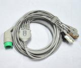 Clip de cable de Medtronic ECG/tipo rápido, cable de Medtronic ECG