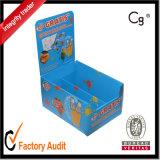 Caja de presentación impresa papel de encargo de la alta calidad pequeño