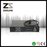 Sistema de Gestión de AMP Zsound D2000q 4 canales de audio profesional de Digital Power