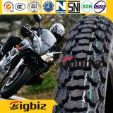 Tamaño sin aire neumático de la motocicleta de 3,75 a 19