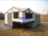 7*4/6*4キャンピングカートレーラーCtt6005bのための12ftのキャンピングカートレーラーのテント