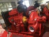 De Pomp van de Brandbestrijding van de dieselmotor Met Ce- Certificaten