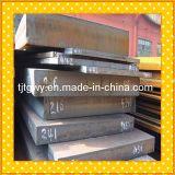Hoja de acero laminado en caliente, chapa de acero 5 mm de espesor