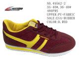 Numéro 49562 les femmes stockent des chaussures de sport