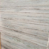Тон сляба Wood-Grain горячего сбывания кристаллический для обедать пол