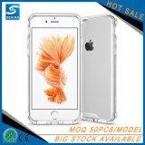 Hybrider KristallTranspatent freier Telefon-Großhandelskasten für iPhone 8