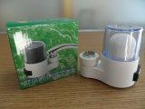 Fileter les épurateurs de l'eau de robinet avec le filtre changeable de carbone peut Wippe outre des produits chimiques et du métal lourd effectivement