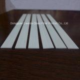 Barre plate de Pultruded de fibre de verre de haute résistance/bande, barre plate de FRP/feuille