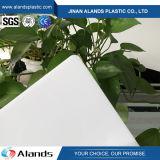 Hoja transparente de acrílico plástica del acrílico del molde de la tarjeta de escritura de la hoja LED PMMA