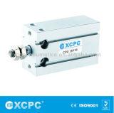 Cm2 de série cylindre pneumatique d'acier inoxydable de mini
