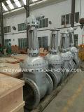 Válvula de puerta de Wcb del acero de molde de Dn800 Py25 GOST/DIN (Z541Y-DN800-25C)