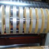 Aduana caliente de la cinta adhesiva del claro OPP del derretimiento impresa