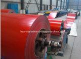 Bobine en acier enduite par couleur de qualité (PPGI)