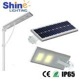 5W 12W 20W 30W 50W 60W 70W 80W Solar-LED Straßenlaternemit Polen