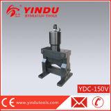 Европейский резец шинопровода конструкции 25t гидровлический (YDC-150V)