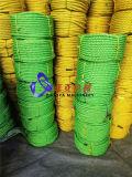 De plastic Lopende band van de Kabel van de Machines van de Kabel Plastic