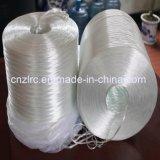 ガラス繊維によって編まれる粗紡またはガラス繊維の非常駐の製造業者