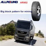 Hochleistungs-LKW-Reifen, TBR Reifen für Bergbau (9.00R20 10.00R20)