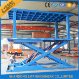 3t 3m Double Parking Car Lift Hydraulic Car Lift con Ce