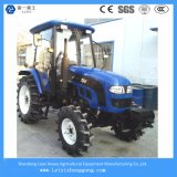 alimentador agrícola de la granja 70HP/125HP/135HP con el motor de la potencia de Weichai del poder más elevado