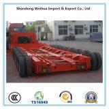 Goede Prijs 8 de Aanhangwagen van de Vrachtwagen van Lowbed van Assen met Uitstekende kwaliteit