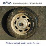 Neumático sin tubo del neumático del motor de la segundo mano 300-10